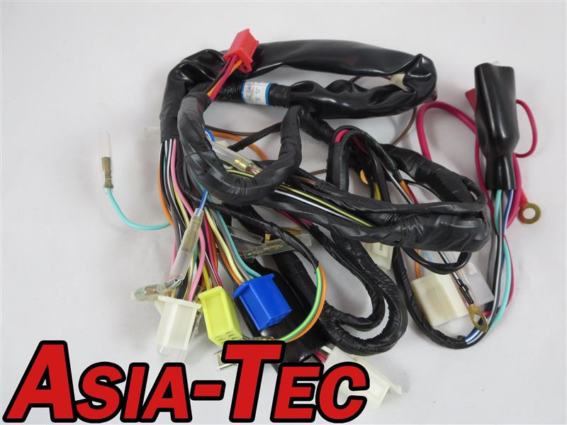 Astounding Honda Dax 12V Wiring Diagram Wiring Diagram And Schematics Wiring Cloud Oideiuggs Outletorg