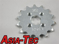 14er FRONT SPROCKET HONDA MONKEY DAX CHALY SS50 CHALY...