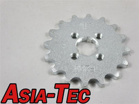16er FRONT SPROCKET HONDA MONKEY DAX CHALY SS50 CHALY...