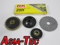 TIMING CHAIN SET HONDA MONKEY DAX CHALY GORILLA SS50