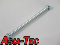 SCHWINGE STECK ACHSE AXLE REPLICA MONKEY DAX 12mm/ 215mm