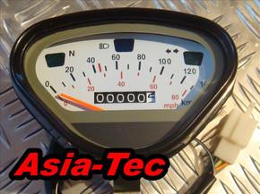 SPEEDOMETER HONDA DAX CHALY SS50 JINCHENG 140Km/h